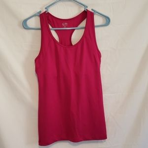 Champion Sports Tank with Built-in Bra